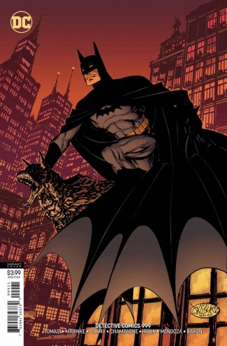 DETECTIVE COMICS #999 (2016 SERIES) VARIANT