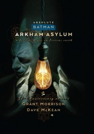 ABSOLUTE BATMAN ARKHAM ASYLUM 30TH ANNIVERSARY EDITION HARDCOVER