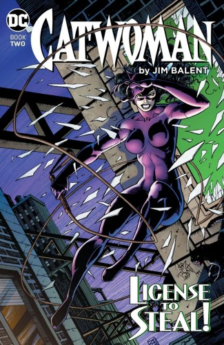 CATWOMAN BY JIM BALENT BOOK 2 GRAPHIC NOVEL