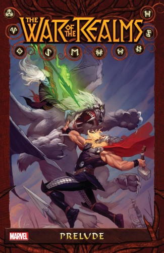 WAR OF THE REALMS PRELUDE GRAPHIC NOVEL
