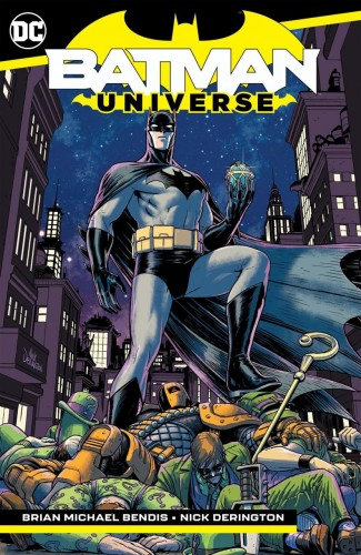 BATMAN UNIVERSE HARDCOVER