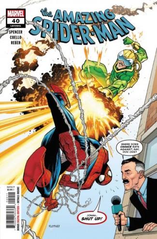 AMAZING SPIDER-MAN #40 (2018 SERIES)