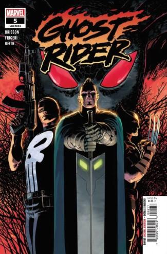 GHOST RIDER #5 (2019 SERIES)