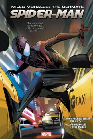 MILES MORALES ULTIMATE SPIDER-MAN OMNIBUS HARDCOVER (NEW PRINTING)