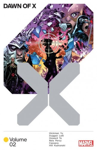 DAWN OF X VOLUME 2 GRAPHIC NOVEL