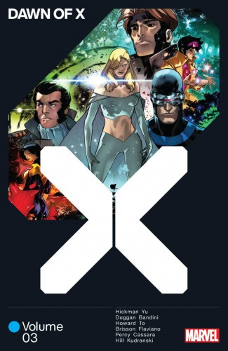 DAWN OF X VOLUME 3 GRAPHIC NOVEL