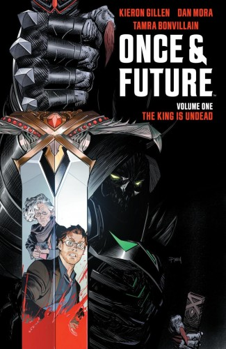 ONCE AND FUTURE VOLUME 1 THE KING IS UNDEAD GRAPHIC NOVEL