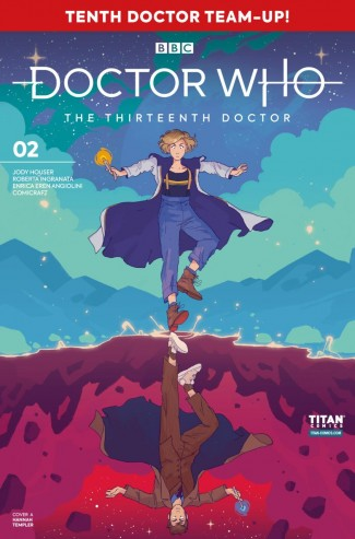 DOCTOR WHO 13TH DOCTOR SEASON TWO #2