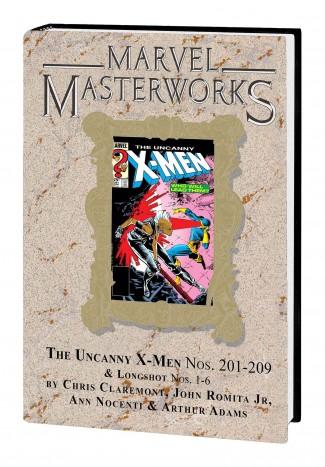 MARVEL MASTERWORKS UNCANNY X-MEN VOLUME 13 DM VARIANT #308 EDITION HARDCOVER