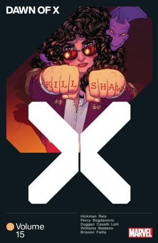 DAWN OF X VOLUME 15 GRAPHIC NOVEL