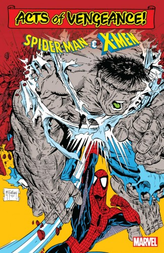 ACTS OF VENGEANCE SPIDER-MAN AND THE X-MEN GRAPHIC NOVEL