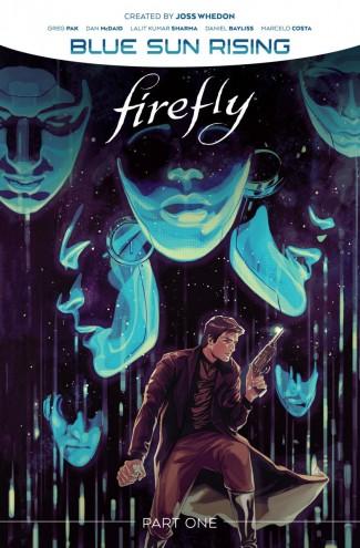 FIREFLY BLUE SUN RISING VOLUME 1 HARDCOVER