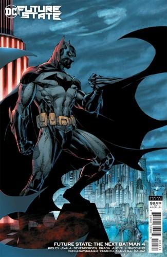 FUTURE STATE THE NEXT BATMAN #4 JIM LEE & SCOTT WILLIAMS CARD STOCK VARIANT