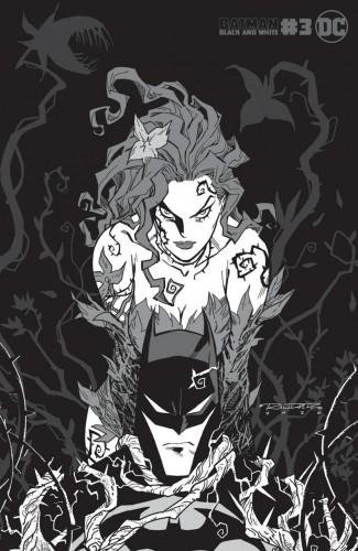 BATMAN BLACK AND WHITE #3 (2020 SERIES) KHARY RANDOLPH POISON IVY VARIANT
