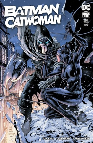 BATMAN CATWOMAN #3 (2020 SERIES) JIM LEE VARIANT