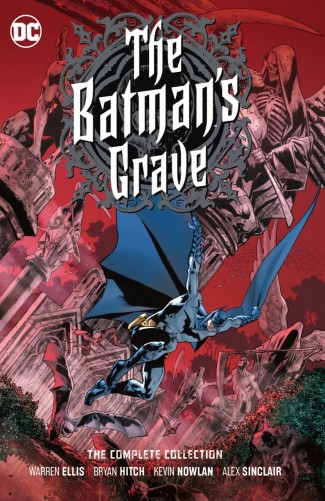 BATMANS GRAVE THE COMPLETE COLLECTION HARDCOVER