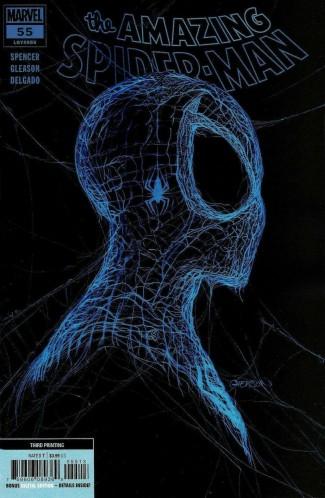 AMAZING SPIDER-MAN #55 (2018 SERIES) 3RD PRINTING