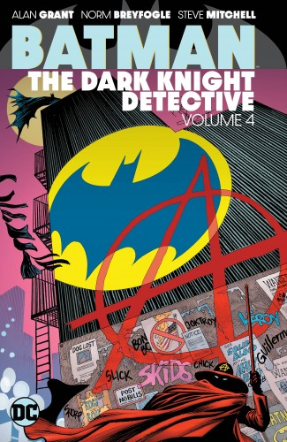 BATMAN THE DARK KNIGHT DETECTIVE VOLUME 4 GRAPHIC NOVEL