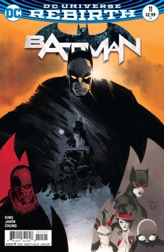 BATMAN #11 (2016 SERIES) VARIANT