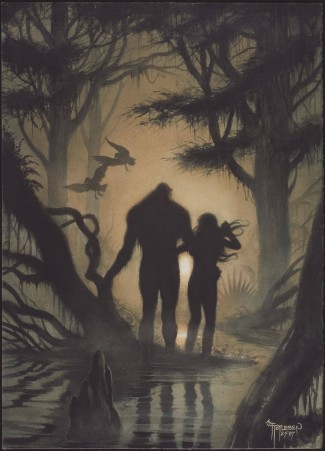ABSOLUTE SWAMP THING BY ALAN MOORE VOLUME 3 HARDCOVER