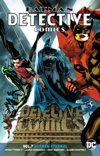 BATMAN DETECTIVE COMICS VOLUME 7 BATMAN ETERNAL GRAPHIC NOVEL