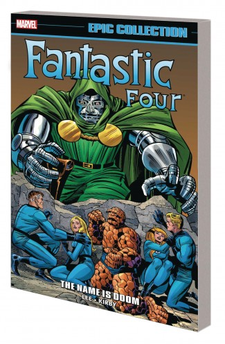 FANTASTIC FOUR EPIC COLLECTION THE NAME IS DOOM GRAPHIC NOVEL