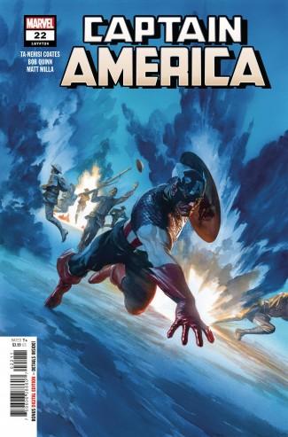 CAPTAIN AMERICA #22 (2018 SERIES)