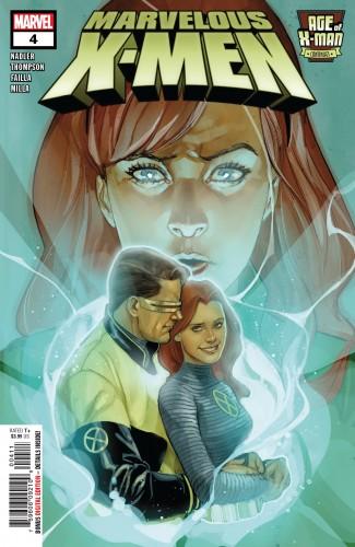 AGE OF X-MAN MARVELOUS X-MEN #4