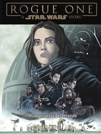 STAR WARS ROGUE ONE GRAPHIC NOVEL (IDW EDITION)