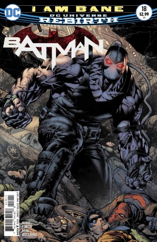 BATMAN #18 (2016 SERIES)