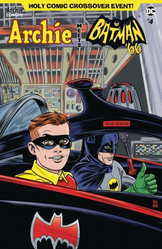 ARCHIE MEETS BATMAN 66 #4