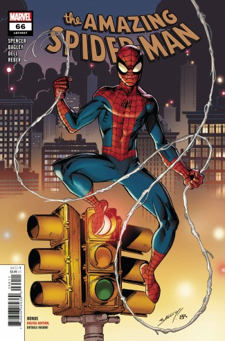 AMAZING SPIDER-MAN #66 (2018 SERIES)