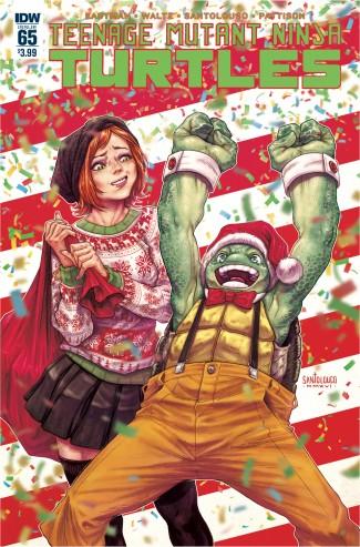 TEENAGE MUTANT NINJA TURTLES (2011 SERIES) #65