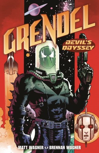 GRENDEL DEVILS ODYSSEY #1