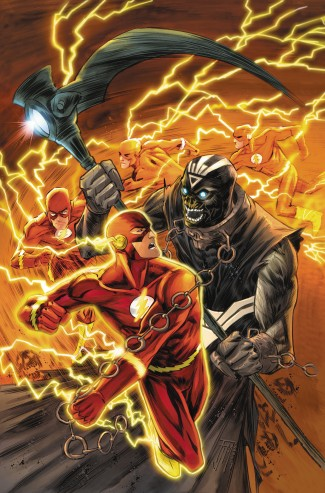 FLASH BY GEOFF JOHNS BOOK 6 GRAPHIC NOVEL