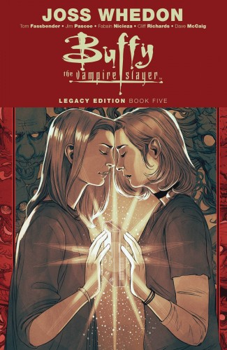 BUFFY THE VAMPIRE SLAYER LEGACY EDITION VOLUME 5 GRAPHIC NOVEL