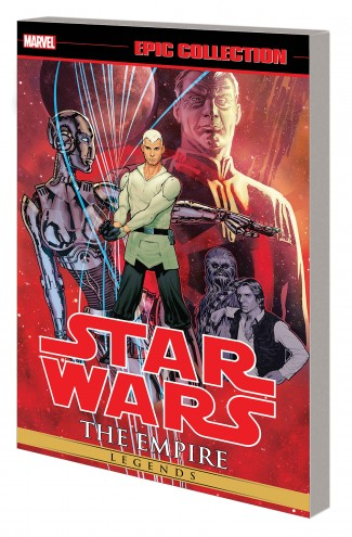 STAR WARS LEGENDS EPIC COLLECTION EMPIRE VOLUME 6 GRAPHIC NOVEL