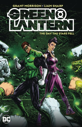 GREEN LANTERN VOLUME 2 THE DAY THE STARS FELL GRAPHIC NOVEL