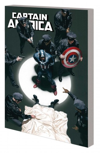 CAPTAIN AMERICA BY COATES VOLUME 2 CAPTAIN OF NOTHING GRAPHIC NOVEL