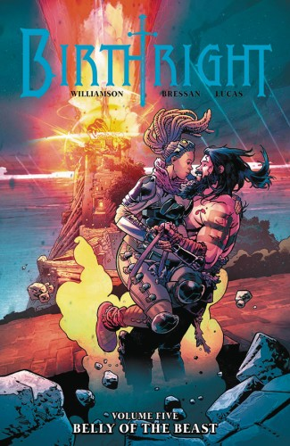 BIRTHRIGHT VOLUME 5 BELLY OF THE BEAST GRAPHIC NOVEL