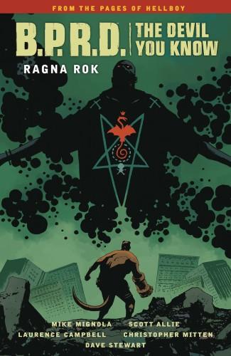 BPRD THE DEVIL YOU KNOW VOLUME 3 RAGNA ROK GRAPHIC NOVEL