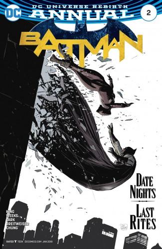 BATMAN ANNUAL #2 (2016 SERIES)