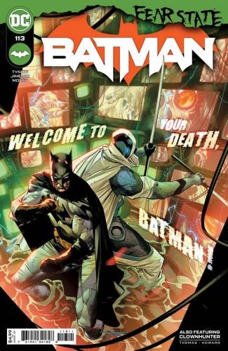 BATMAN #113 (2016 SERIES)