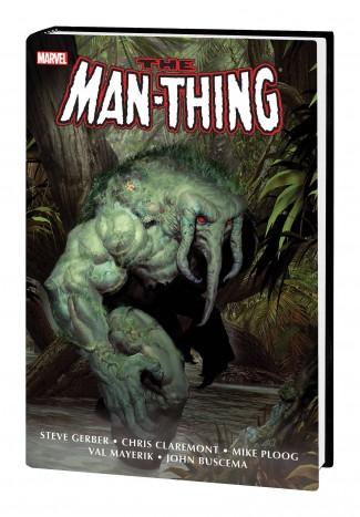 MAN-THING OMNIBUS HARDCOVER
