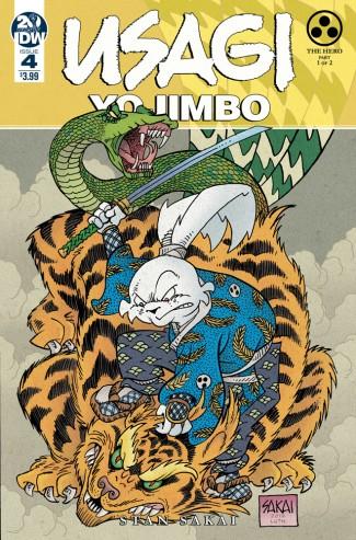 USAGI YOJIMBO #4 (2019 SERIES)