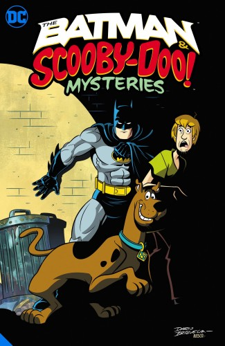 BATMAN AND SCOOBY DOO MYSTERIES VOLUME 1 GRAPHIC NOVEL