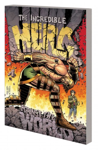 INCREDIBLE HERCULES THE COMPLETE COLLECTION VOLUME 1 GRAPHIC NOVEL