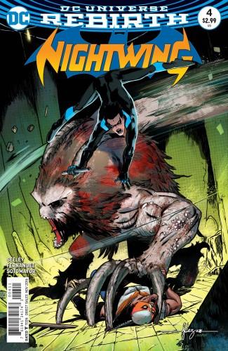 NIGHTWING VOLUME 4 #4