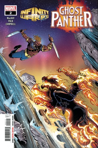 INFINITY WARS GHOST PANTHER #2