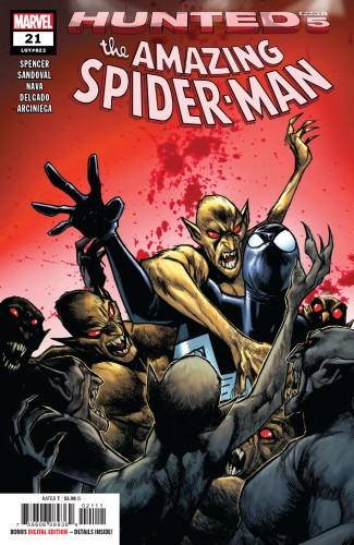 AMAZING SPIDER-MAN #21 (2018 SERIES)